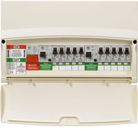 Outstanding Home Distribution Board Vignette - Electrical Diagram ...